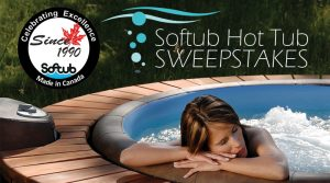Moose FM – The Softub Hot Tub – Win a Softub 220 hot tub for 3-4 people valued at $5,000