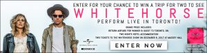 Obox Editions – Dose.ca and Whitehorse – Win a trip for 2 to Toronto, ON valued at $2,500