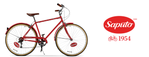 Saputo Dairy Products – Win 1 of 50 Saputo Red Bikes