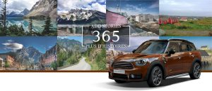 BMW Canada – MINI Canada – #AddStories365 – Win a grand prize of a one year lease for a 2017/2018 Mini Cooper valued at $11,000 OR 1 of 8 Weekly Prizes