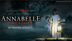 Bell Media & Warner Bros. Entertainment Canada – Space and Annabelle: Creation Flyaway – Win a trip for 2 to Los Angeles