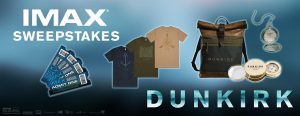 IMAX – Dunkirk Imax – Win 1 of 10 prize packs valued at over $378 each