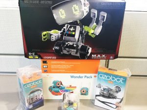 Best Buy – Win 1 of 5 Robots from Best Buy