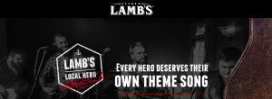 Corby Spirit and Wine – Lamb's Local Hero – Win $10,000 for the local hero and $10,000 for their nominee