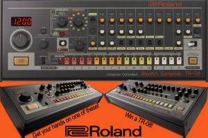 Exclaim – Roland – Win a TR-08 Rhythm Composer valued at $500 CDN