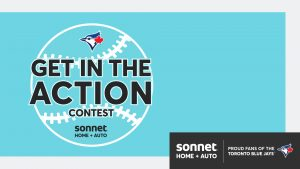Sonnet Insurance Company – Get in the Action – Win a trip & 8 tickets to attend 2 regular season baseball games plus many more
