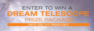 Celestron – Dream Telescope 2017 – Win a fully fitted telescope prize package from Celestron valued at $5,088.png