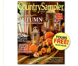 CountrySampler – Win a $500 Visa Gift Card