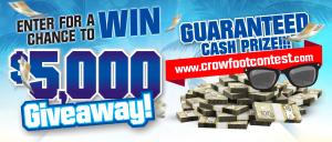 Crowfoot H Motors GP – Win a $5,000 Cheque