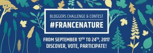 France Tourism Development Agency – #FranceNature – Win a trip for 2 to Paris; accommodation for 3 nights PLUS Two Rail Europe France Pass