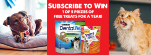 Purina Petcare – Win 1 of 10 prizes of Dog or Cat Treats for a Year.png