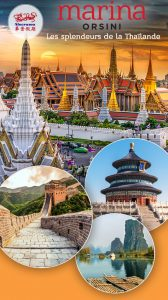 Radio-Canada – Thailand's Splendor – Win a Prestigious Thailand and China 14 days for 2 valued at $9,400