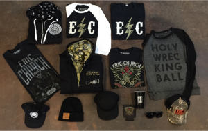 Sound Like Nashville – Eric Church '61 Days of Church' – Win a grand prize valued at $490 OR 1 of 2 minor prizes
