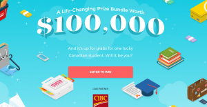 StudentLife Network – Canada's Luckiest Student – Win a share of $100,000 in prizes