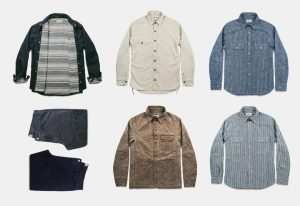 Gearmoose – Win The Taylor Stitch Good Acre Collection valued at $1,036