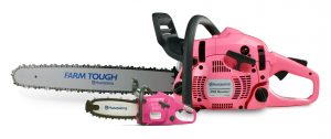 Husqvarna Canada – Breast Cancer Awareness Month – Win a prize package valued at $554