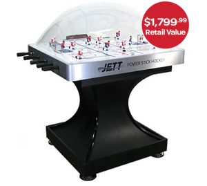 K + S Windsor Salt – Score with Windsor System Saver II – Win 1 of 6 table hockey games valued at $1,799 CAD each