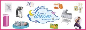 Mom Resource – Win a Dream Nursery valued at $4,000 CAD