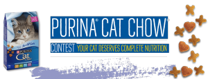Purina Cat Chow – Win 1 of 4 prizes of one year supply of Purina Cat Chow plus a $1,000 CDN
