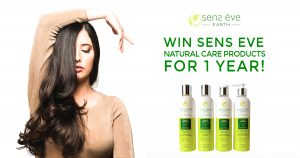 Senseve Earth – Win a prize package valued at $780