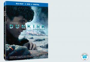 "Amongmen – Win 1 of 10 copies of Christopher Nolan's eponymous blockbuster ""Dunkirk"" on Blu-ray"