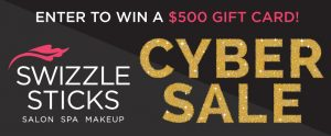Bell Media & SwizzleSticks SalonSpa – Win a $500 Gift Card to SwizzleSticks SalonSpa