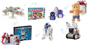 Best Buy – Holiday Toy – Win 1 of 7 prize bundles valued at up to $2,036a