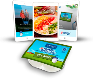Burnbrae Farms – EGG2GO! The Real Eggs, Real Easy – Win 1 of 3 prize packs of an iPad Mini Tablet & a iKross tablet stand