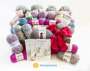 EverythingZoomer.com – Win a Cozy Yarn prize pack from Yarnspirations valued at $330