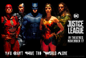 Exclaim – Justice League – Win a grand prize of a $500 Silver Snail gift card & a pair of advance screening passes OR 1 of 134 minor prizes