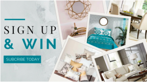 Furniture.CA – Sign up and Win 1 of 4 promotional coupon codes valued at $500 each to be used towards a purchase online at Furniture.ca