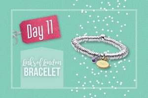 Groupe TVA – 12 Days of Giveaways – Day 11: Win a  Links of London Sweetie Made-to-Order Bracelet valued at $500
