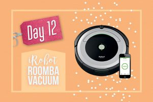 Groupe TVA – 12 Days of Giveaways – Day 12: Win an iRobot Roomba 690 Wi-Fi Connected Robotic Vacuum Cleaner valued at $480