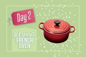 Groupe TVA – 12 Days of Giveaways – Day 2: Win a Le Creuset French Oven (in Cerise) valued at $380