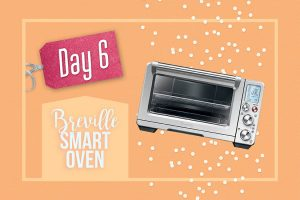 Groupe TVA – 12 Days of Giveaways – Day 6: Win a Breville Smart Oven