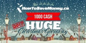 HowToSaveMoney.ca – Win 1 of 5 cash prizes plus a $100 Amazon.ca gift card from Home Trust