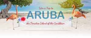 Jobillico Canada – Win a trip to Aruba, the Paradise Island of the Caribbean valued at $2,500 CAD