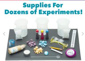 Phoenix-Lazarus – Girls Science – Win 1 of 2 grand prizes of a Beakers & Bubbles Chemistry Kits OR 1 of 2 minor prizes