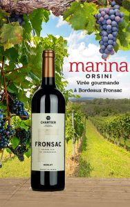Radio-Canada – Marina Orsini – Win a Gourmet Tour in Bordeaux Fronsac valued at $7,000.jpg