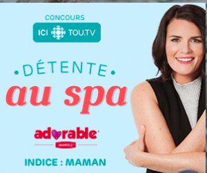 Radio Canada – Win a $1,000 Spa Eastman gift card