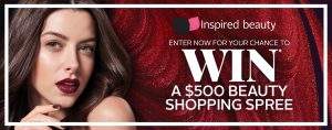 Rexall – Win a $500 Beauty Shopping Spree