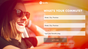 Shell Canada Products – The Shell Spotify – Win 1 of 10 Shell gift cards valued at $250 each plus a year Spotify Premium Membership code valued at $120