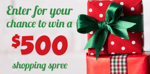 Sunrise Records – Win a $500 Shopping Spree
