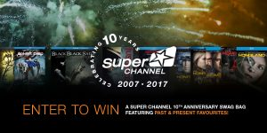 Super Channel – Win 1 of 10 Super Channel gift packs