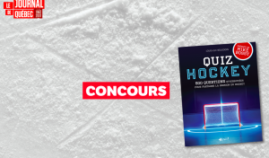 The Journal of Montreal – Quiz Hockey Book – Win a grand prize valued at $292 OR 1 of 2 minor prizes