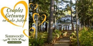 400Eleven – Win a Couple Getaway at Sherwood Inn