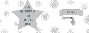 California Beans – Win a $400 Amazon Gift Card