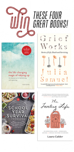 Groupe TVA – Canadian Living Penguin Random House Books – Win 1 of 4 prize packs of 4 books.png