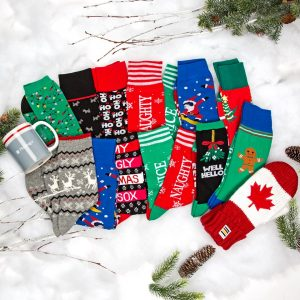 McGregor Socks – Win a gift basket full of socks