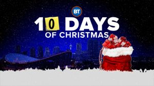 Rogers Media – Breakfast Television – 10 Days of Christmas Giveaways – Win 1 of 10 prizes